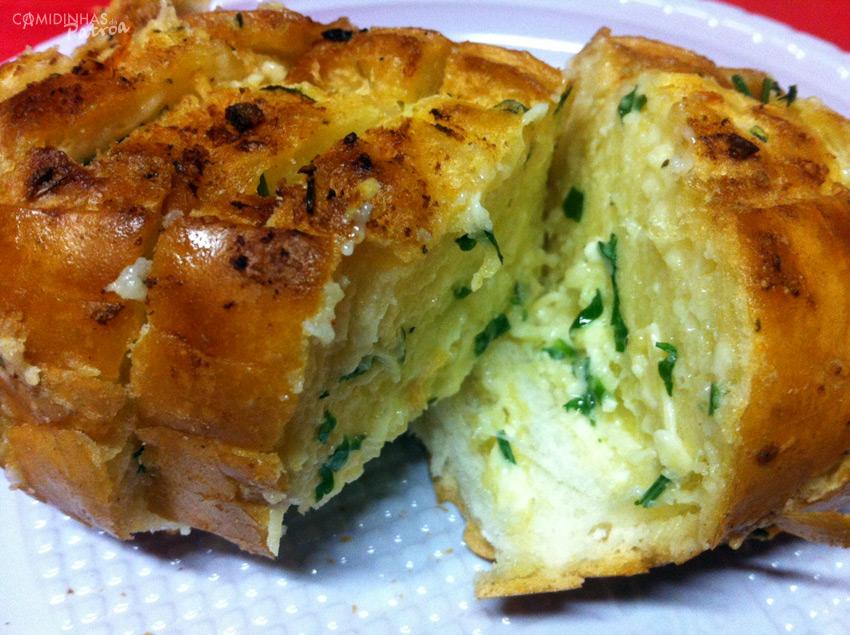 Pão de Alho pra Churrasco