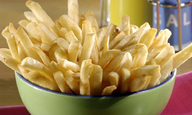 Batata Frita do McDonalds