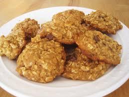 Cookies de Banana (2 ingredientes)