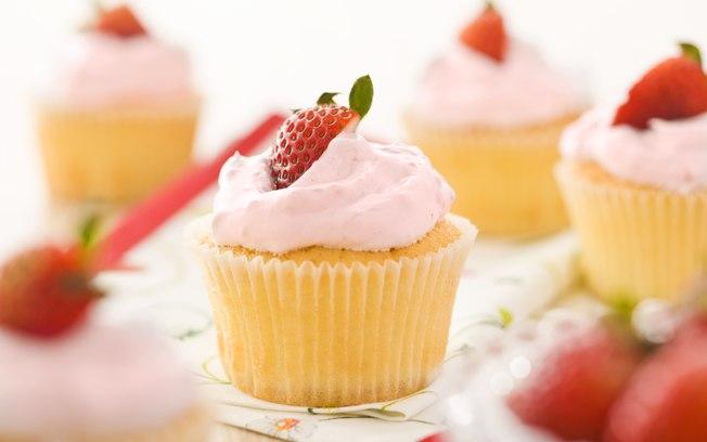 Cupcake de morago