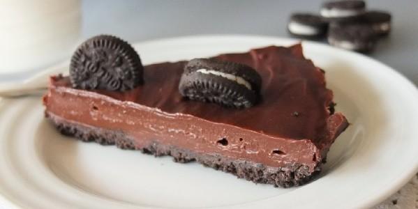 Torta de Oreo com Nutella