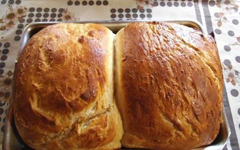 Pão caseiro da Vó Alzira