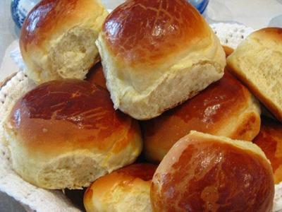 Pão de batata prático
