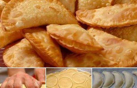 Massa de Pastel ( Simples e deliciosa )