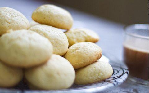Biscoito de maracujá