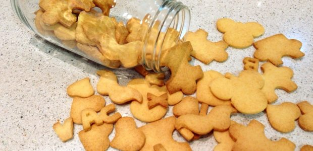 Massa para biscoitos