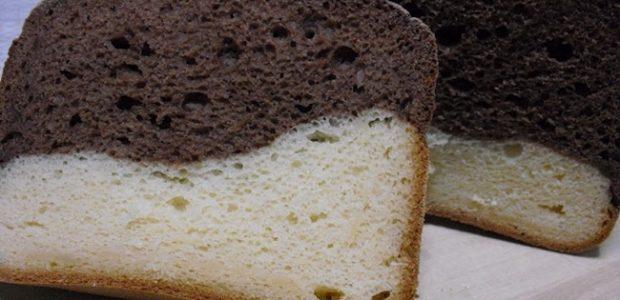 Pão doce mesclado