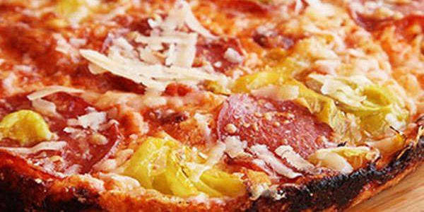 Pizza de miojo