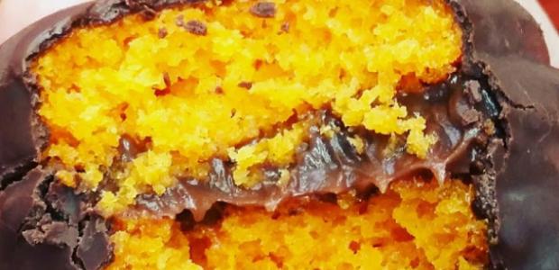 Pão de mel de cenoura