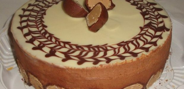 Torta bombom trufada