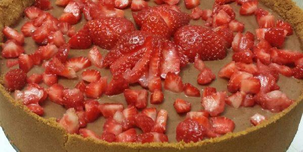 Torta mousse de Nutella