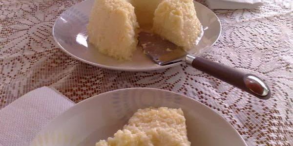Manjar de Tapioca