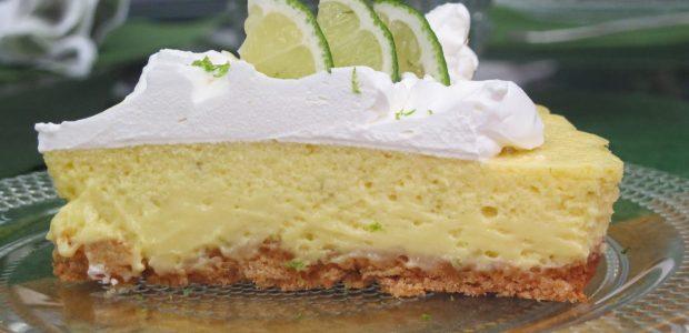 Torta tentação de Limão