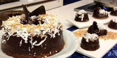 Quindim Cremoso de Chocolate