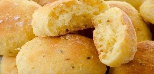 Pão de milho e erva doce