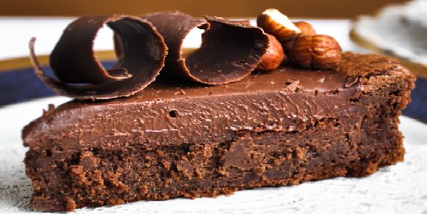 Torta chiffon de chocolate