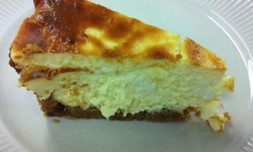 Cheesecake na panela elétrica de arroz