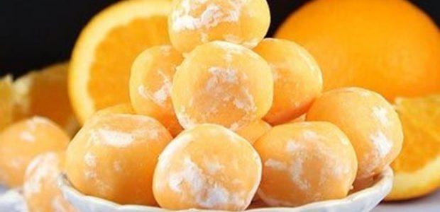 Trufa de laranja