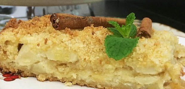 Torta de banana e farinha láctea