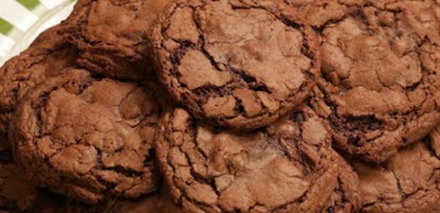 Cookies tipo brownie