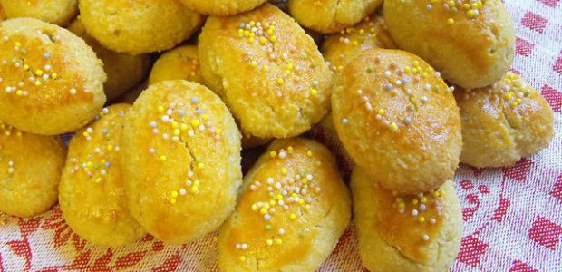 Broinha de batata doce